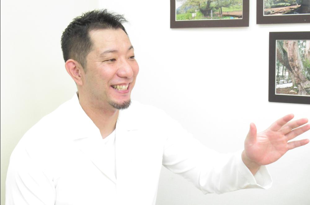 我孫子メンタルヒーリングルーム代表田中 宏樹(たなか ひろき)